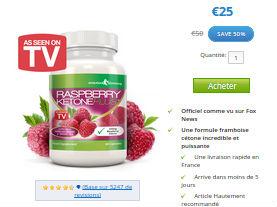 comment prendre ketone raspberry