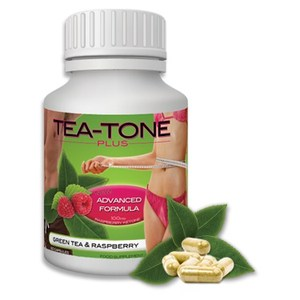 Tea Tone, le thé vert en pilule