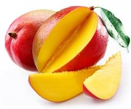 African Mango Fruit