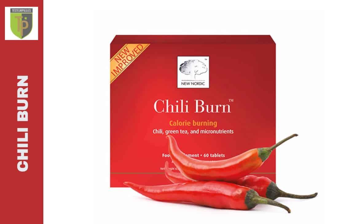 Avis TP sur Chili Burn