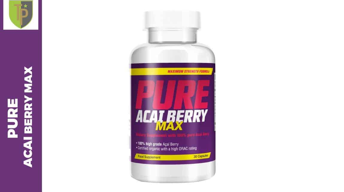 Infos sur Pure Acai Berry Max