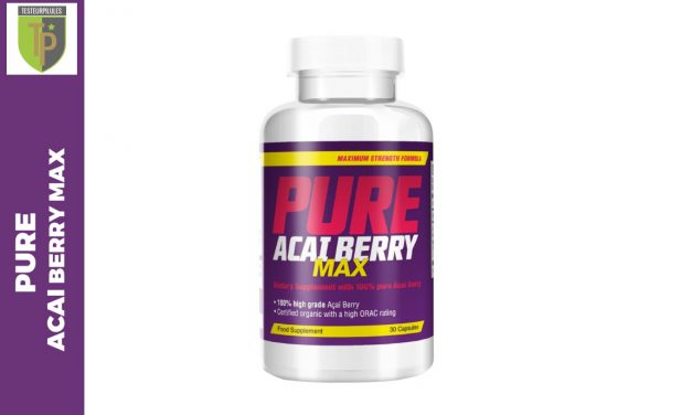 Pure Acai Berry Max à base d'Acai pur!