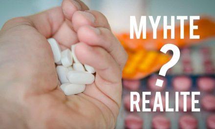5 mythes à propos des pilules minceur