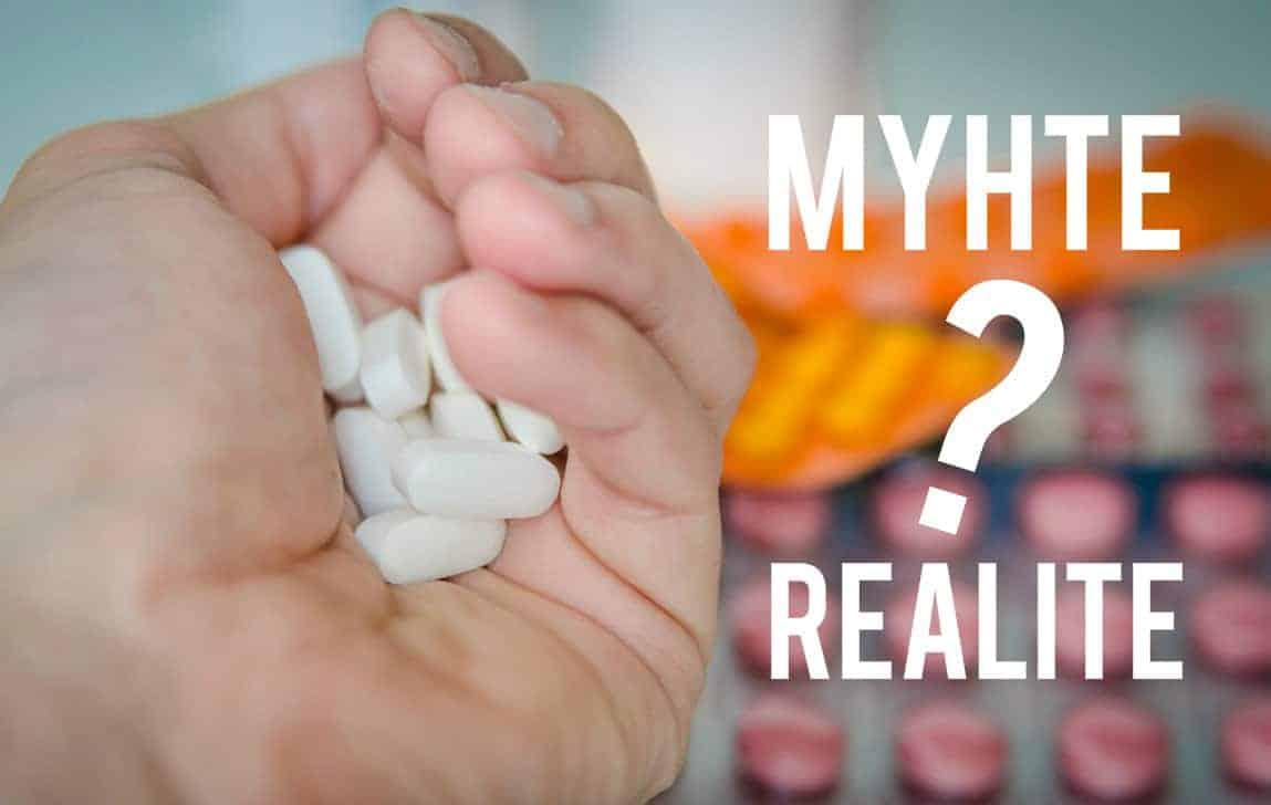 5 Mythes Pilule pour maigrir Blog