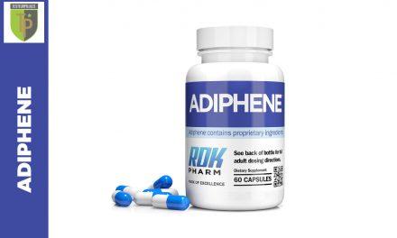 Adiphene, 12 ingrédients et 5 actions simultanées