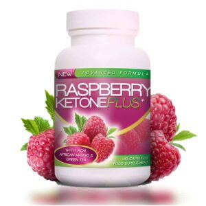 Flacon Raspberry Ketone Plus