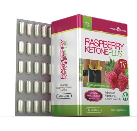 Raspberry Ketone Plus Nouvel emballage