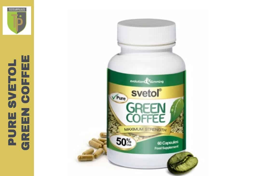 Pure Svetol Green Coffee