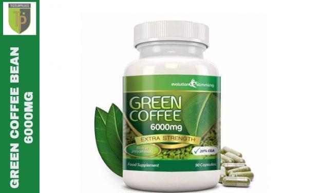 Green Coffee Bean Pure, la pilule à base du café vert