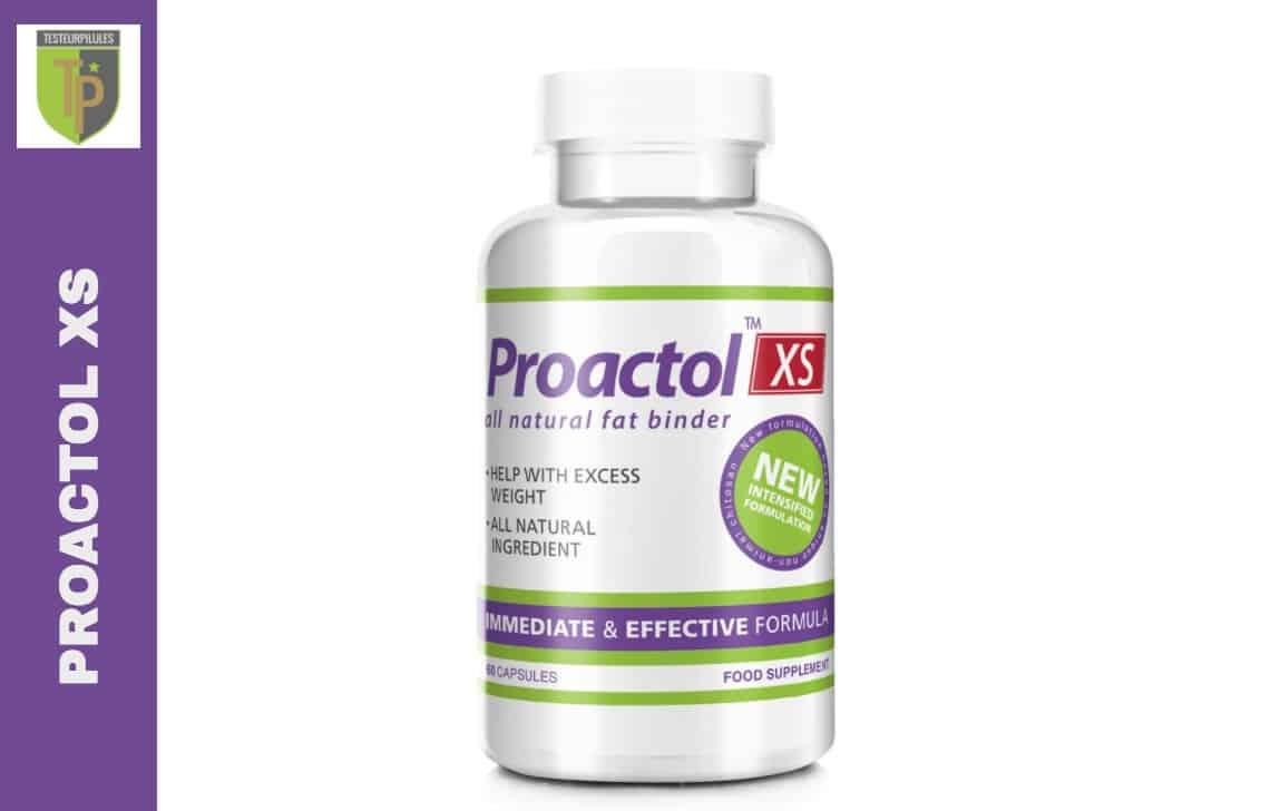 Rapport sur Proactol XS