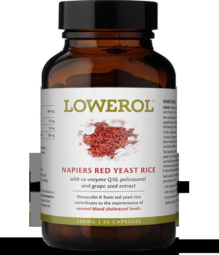Lowerol, armez-vous contre le Cholestérol
