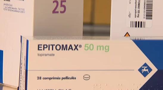 Epitomax un antiépileptique détourné