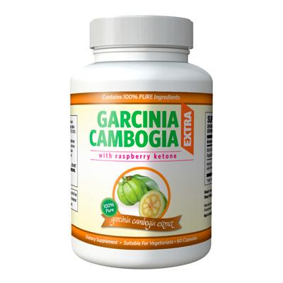 Garcinia Cambogia Extra, à la cétone de framboise