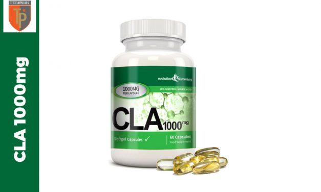 CLA 1000, que de bienfaits pour la santé!