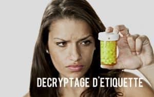 Lire Etiquette Pilule Pour Maigrir