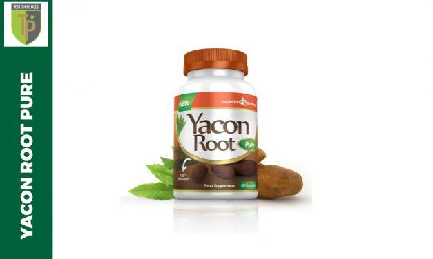 Yacon Root Pure ou la poire de terre pour maigrir
