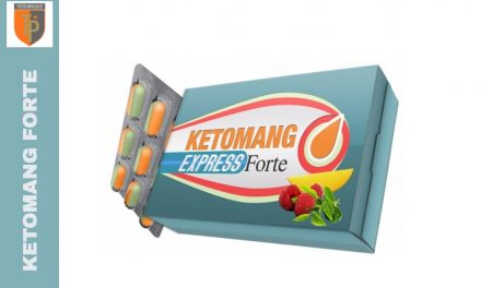 Ketomang Express Forte, mincir sans risquer un euro!