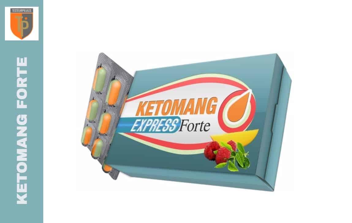 Boite Ketomang Express Forte