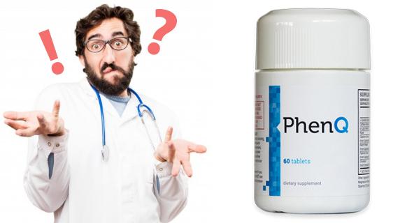 PhenQ est-il à base de Phentermine?