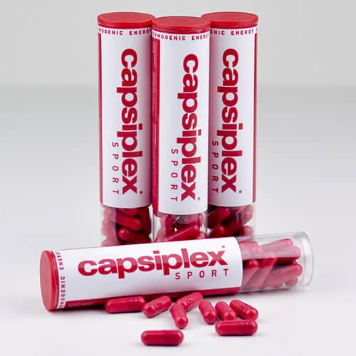 Capsiplex Sport, la version sport du Capsiplex