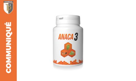 Anaca3 : Communiqué Testeur Pilules