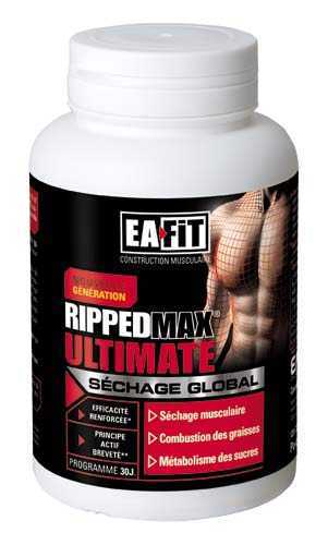Ripped Max Ultimate, formule hommes