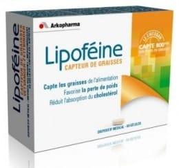 Lipoféine Capteur de graisses, les vertus du chitosan