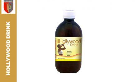Hollywood Drink, pour une perte de poids ultra rapide!