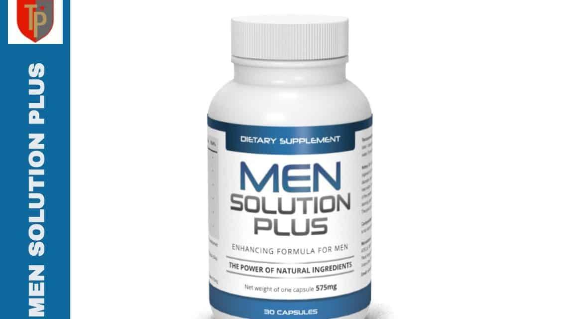 Men Solution Plus, Prenez 10 kg de muscle en 1 mois !
