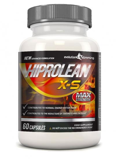 Hiprolean XS, un Brûle Graisse Ultra Puissant