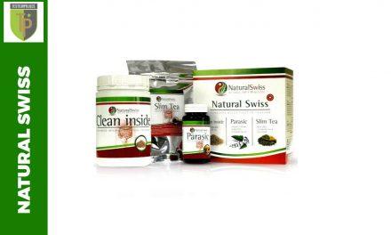 Natural Swiss, un programme pour nettoyer votre corps