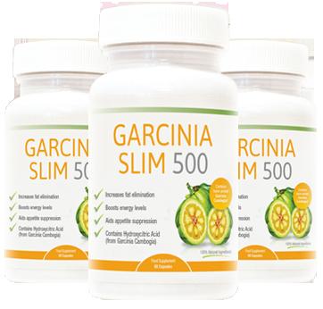 Garcinia Slim 500, Perdez quelques centaines de… !