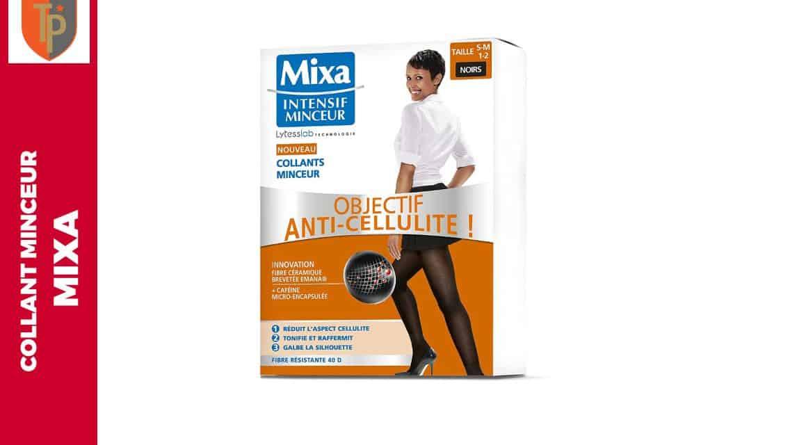 Les microcapsules pour maigrir : collant minceur Mixa