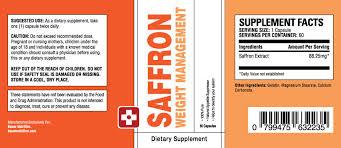 etiquette-saffron-perte-de-poids