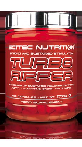 Turbo Ripper de Scitec Nutrition avis et test