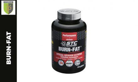 Burn Fat, un puissant agent de sèche