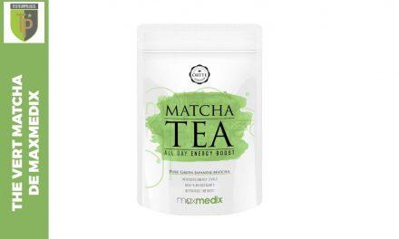 Thé vert Matcha Maxmedix, un thé impérial