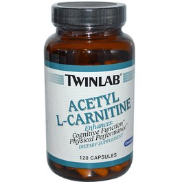 bouteille-Twinlab-Acetyl-L-Carnitine
