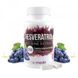 Resveratrol Extrait de vin rouge, un puissant antioxydant