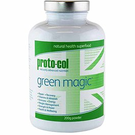 Proto-col Green Magic, le concentré de 16 super aliments
