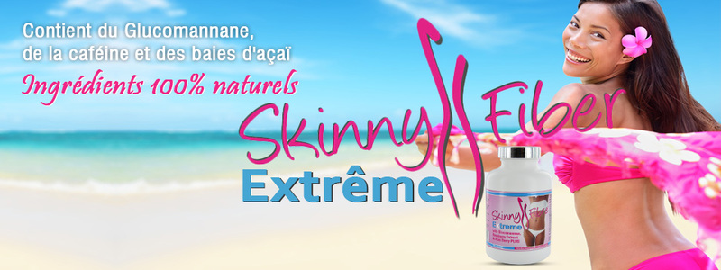 Ingredients Skinny Fiber Extreme