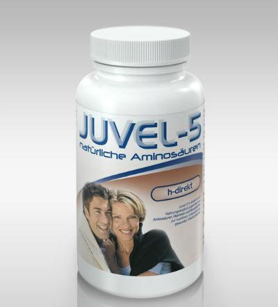 Juvel 5 Silouhette Direct aux acides aminés