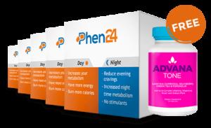 Phen 24 méga promotion