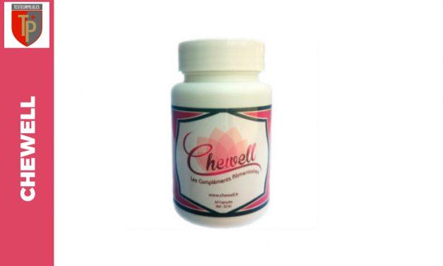 Chewell, contrôle d'appétit et boost d'énergie