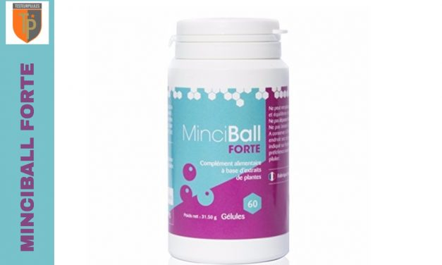 Minciball Forte, l'alternative naturelle au ballon gastrique?