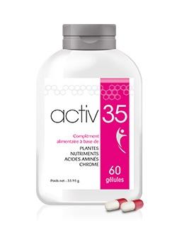 Activ 35, pour les femmes au-delà de 35 ans