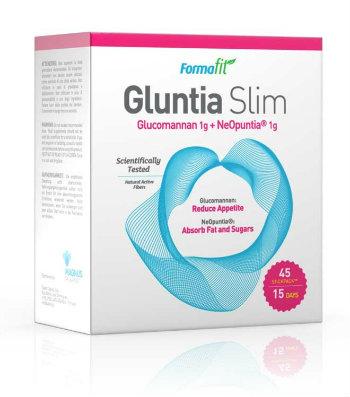 Formafit Gluntia Slim, maigrir grâce aux fibres naturelles!