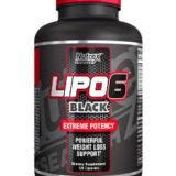 Lipo-6 Black, une gamme de 3 brûleurs de graisse détonants!