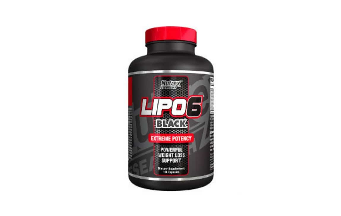 Testons le Lipo6 de Nutrex