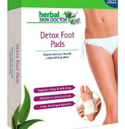 Detox Foot Pads, purifier le corps par la plante du pied!